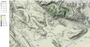 Terremoto Magliano 2011