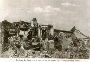 Terremoto Magliano