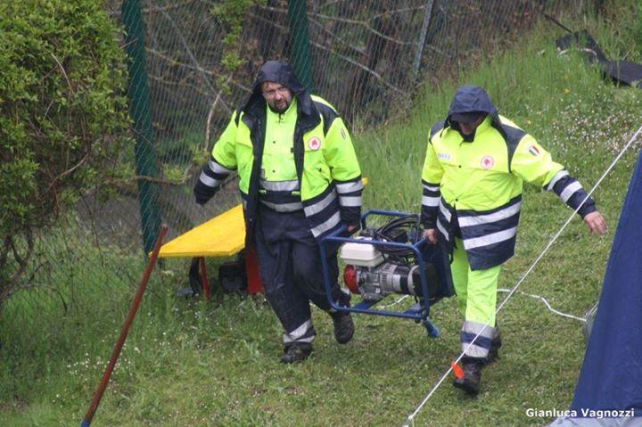 Esercitazione Briganti del soccorso